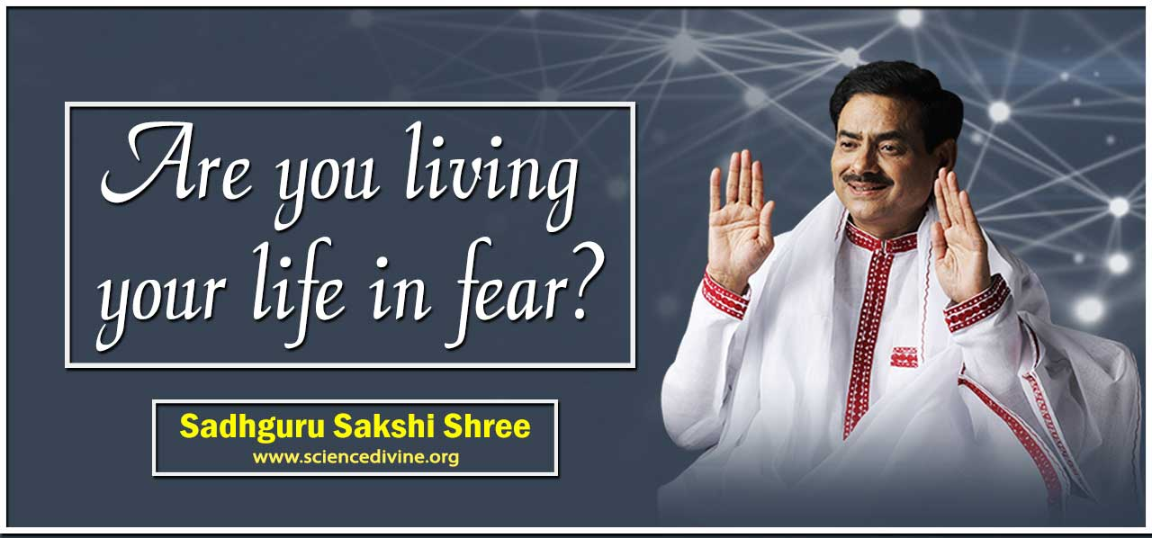 Read more about the article Are you living your life in fear?